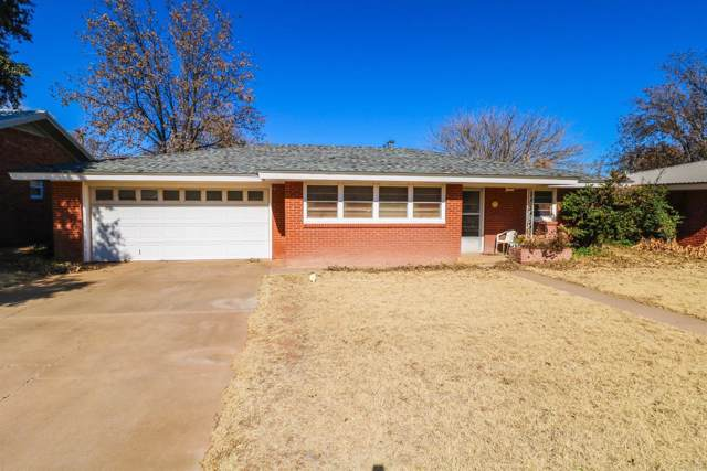 111 E 19th Street, Littlefield, TX 79339 (MLS #201909968) :: Lyons Realty