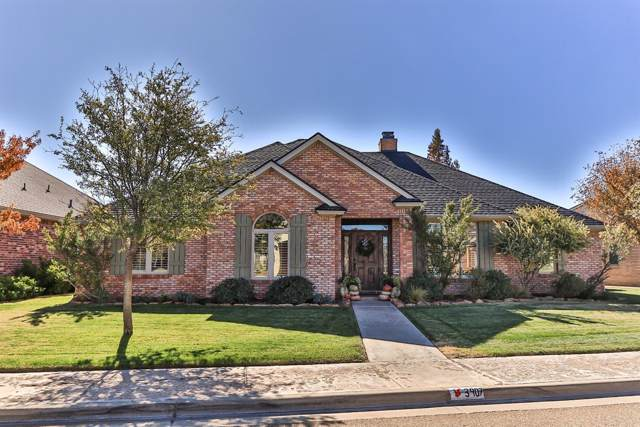 3907 100th Street, Lubbock, TX 79423 (MLS #201909970) :: Lyons Realty