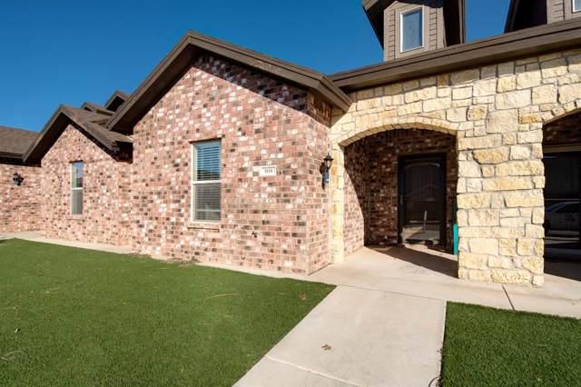 3116 113th Street, Lubbock, TX 79423 (MLS #201909981) :: Lyons Realty