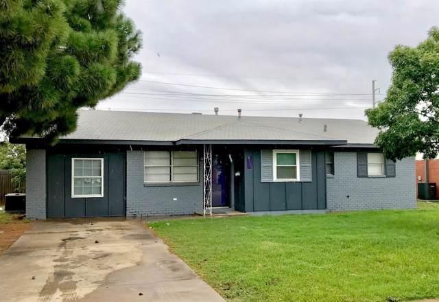 5422 35th Street, Lubbock, TX 79407 (MLS #201909994) :: Lyons Realty