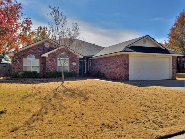 5513 101st Place, Lubbock, TX 79424 (MLS #201909997) :: The Lindsey Bartley Team