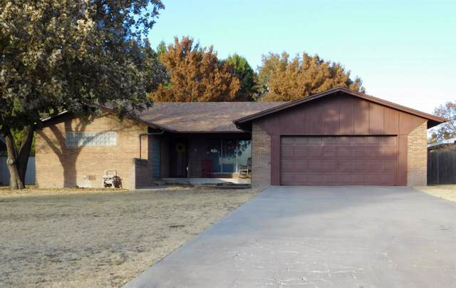 1806 W Ave I, Muleshoe, TX 79347 (MLS #201910004) :: The Lindsey Bartley Team