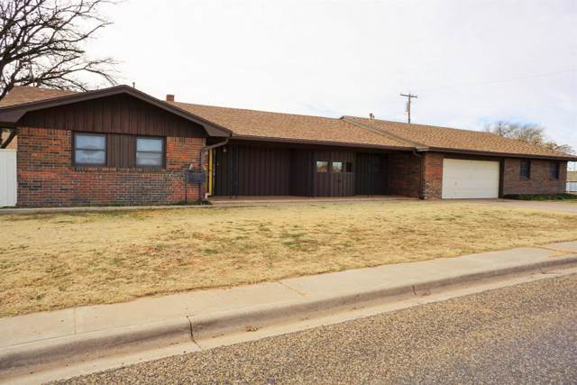 707 N B Street, Brownfield, TX 79316 (MLS #201910018) :: Stacey Rogers Real Estate Group at Keller Williams Realty