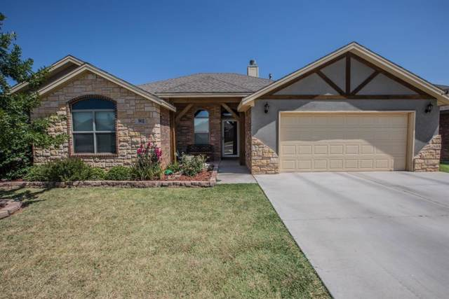 502 N 6th Street, Wolfforth, TX 79382 (MLS #201910019) :: The Lindsey Bartley Team