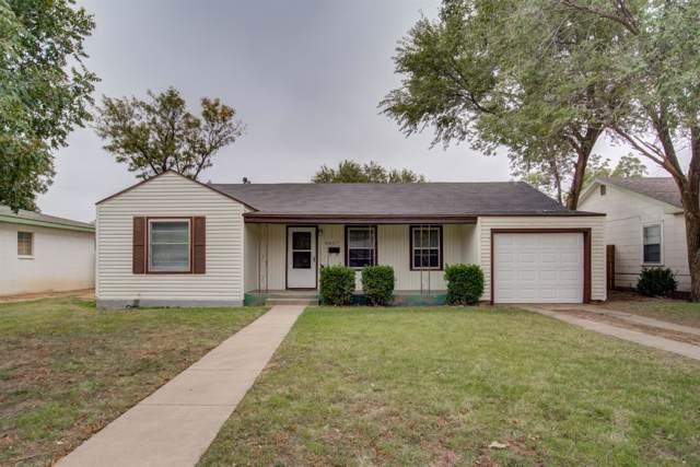 3607 29th Street, Lubbock, TX 79410 (MLS #201910032) :: Lyons Realty