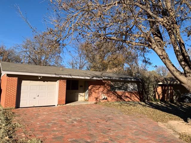 2816 53rd Street, Lubbock, TX 79413 (MLS #201910057) :: The Lindsey Bartley Team