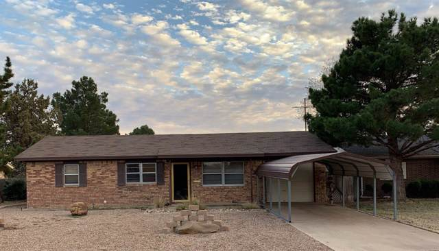 406 Poplar Street, Levelland, TX 79336 (MLS #201910058) :: Reside in Lubbock | Keller Williams Realty