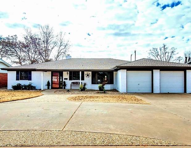 3011 67th Street, Lubbock, TX 79413 (MLS #201910063) :: Lyons Realty