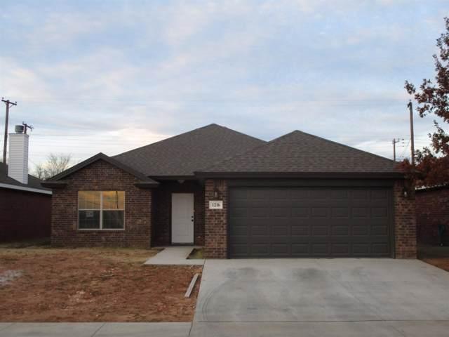 1216 Wheelock Street, Lubbock, TX 79403 (MLS #201910075) :: Blu Realty