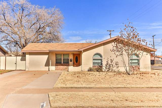 5002 53rd Street, Lubbock, TX 79414 (MLS #201910092) :: Stacey Rogers Real Estate Group at Keller Williams Realty