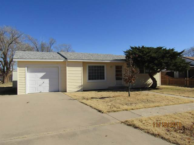 1211 Ave C, Levelland, TX 79336 (MLS #201910115) :: The Lindsey Bartley Team