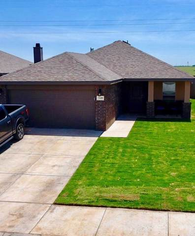 7449 105th Street, Lubbock, TX 79424 (MLS #201910140) :: Stacey Rogers Real Estate Group at Keller Williams Realty
