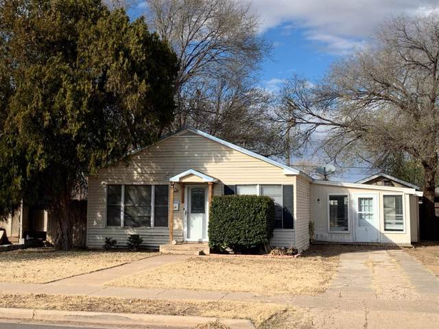 4818 36th Street, Lubbock, TX 79414 (MLS #201910159) :: Stacey Rogers Real Estate Group at Keller Williams Realty