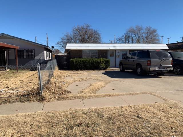 6507 Ave T Avenue, Lubbock, TX 79412 (MLS #201910161) :: The Lindsey Bartley Team