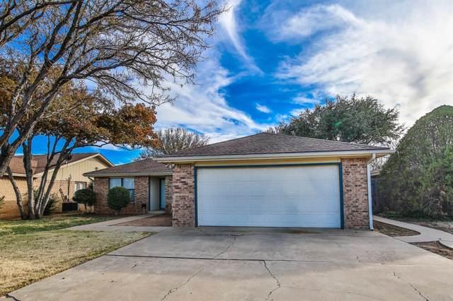 5523 91st Street, Lubbock, TX 79424 (MLS #201910165) :: The Lindsey Bartley Team