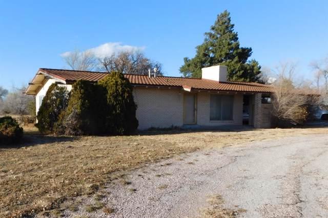905 N 1st, Muleshoe, TX 79347 (MLS #201910181) :: Lyons Realty