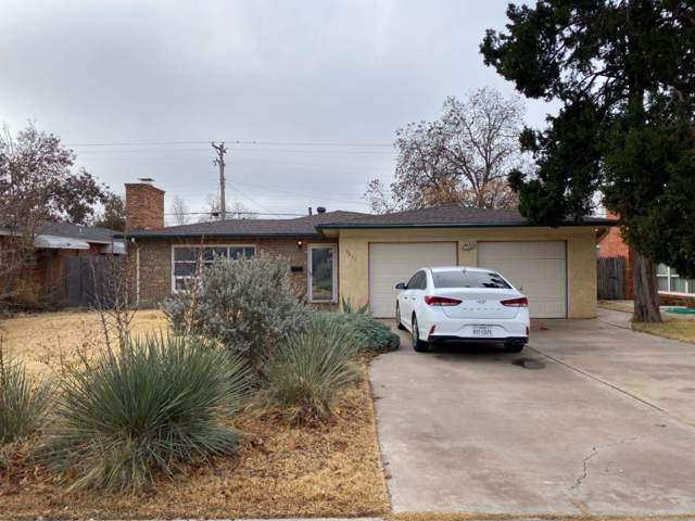 3511 46th Street, Lubbock, TX 79413 (MLS #201910230) :: Lyons Realty