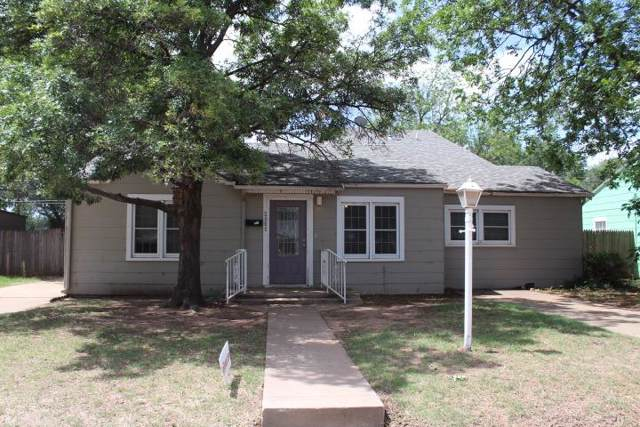 3111 30th Street, Lubbock, TX 79410 (MLS #201910241) :: Stacey Rogers Real Estate Group at Keller Williams Realty