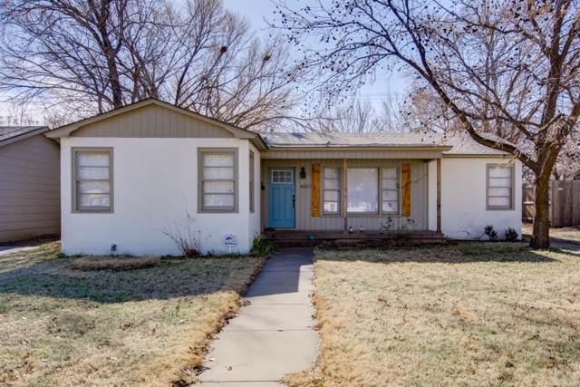 4007 32nd Street, Lubbock, TX 79410 (MLS #201910289) :: Lyons Realty
