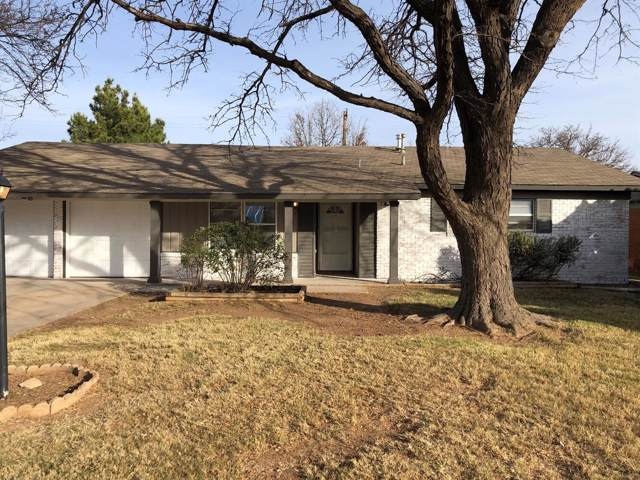 5414 46th Street, Lubbock, TX 79414 (MLS #201910299) :: Lyons Realty