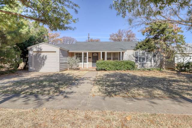 3610 29th Street, Lubbock, TX 79410 (MLS #201910319) :: Stacey Rogers Real Estate Group at Keller Williams Realty