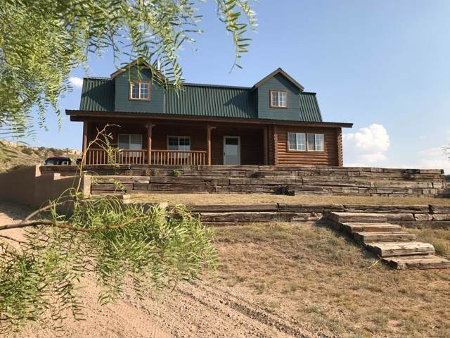 10816 E County Road 7300, Slaton, TX 79364 (MLS #201910324) :: The Lindsey Bartley Team