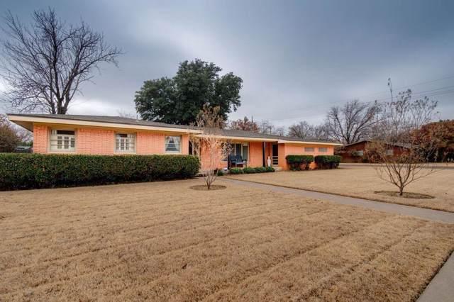 3413 44th Street, Lubbock, TX 79413 (MLS #201910333) :: Lyons Realty
