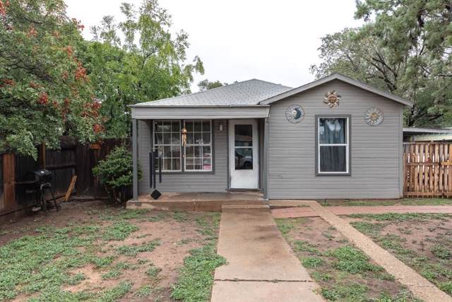 3210 Duke Street, Lubbock, TX 79415 (MLS #201910335) :: The Lindsey Bartley Team