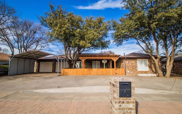 5706 80th Street, Lubbock, TX 79424 (MLS #201910348) :: Stacey Rogers Real Estate Group at Keller Williams Realty