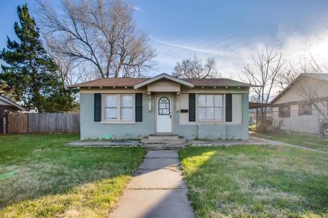1921 27th Street, Lubbock, TX 79411 (MLS #201910386) :: The Lindsey Bartley Team