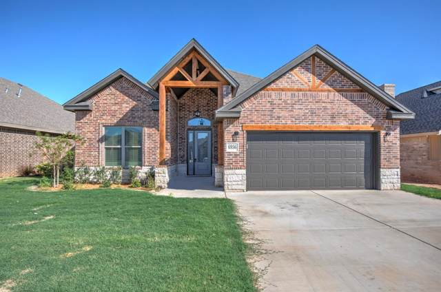 6956 22nd Place, Lubbock, TX 79407 (MLS #201910395) :: Lyons Realty