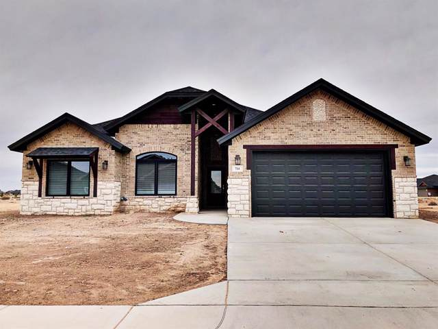 714 Ventoso Circle, Wolfforth, TX 79382 (MLS #201910401) :: Lyons Realty