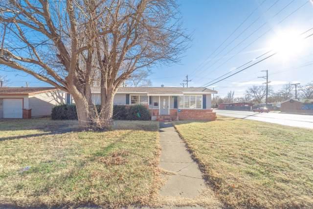 4321 43rd Street, Lubbock, TX 79413 (MLS #201910402) :: Lyons Realty