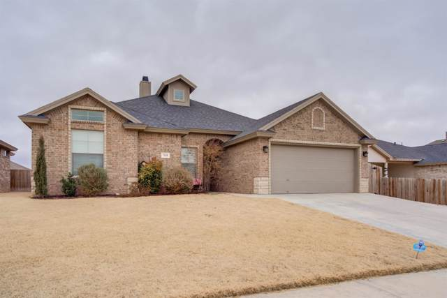 7628 86th Street, Lubbock, TX 79424 (MLS #201910410) :: Lyons Realty