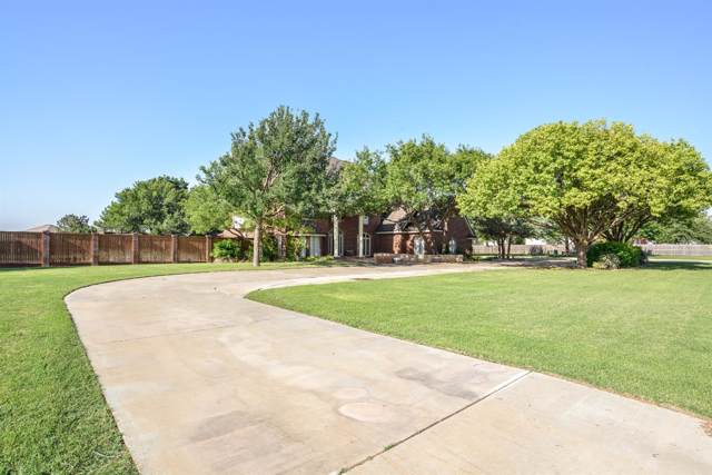 7201 87th Street, Lubbock, TX 79424 (MLS #201910420) :: Lyons Realty