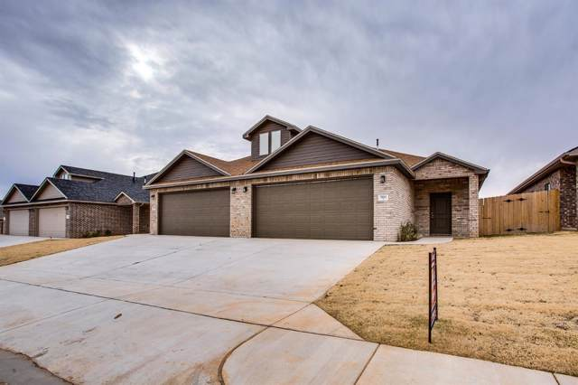9804 U Avenue, Lubbock, TX 79423 (MLS #201910438) :: The Lindsey Bartley Team
