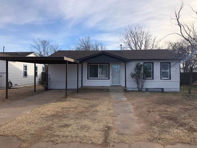 606 N Indiana Avenue, Lubbock, TX 79415 (MLS #201910448) :: Stacey Rogers Real Estate Group at Keller Williams Realty
