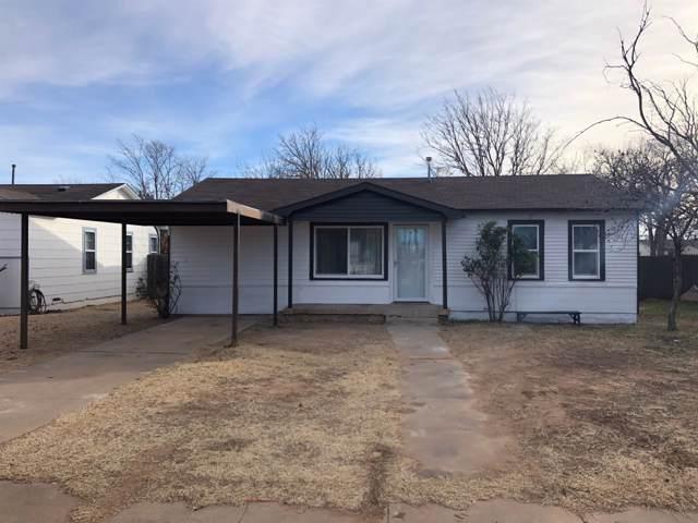 606 N Indiana Avenue, Lubbock, TX 79415 (MLS #201910448) :: The Lindsey Bartley Team