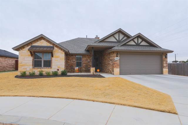 6913 69th Street, Lubbock, TX 79424 (MLS #201910449) :: Reside in Lubbock | Keller Williams Realty