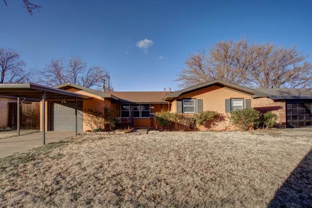 5218 14th Street, Lubbock, TX 79416 (MLS #201910464) :: Stacey Rogers Real Estate Group at Keller Williams Realty