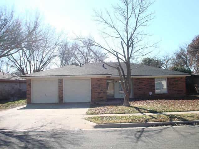 5207 94th Street, Lubbock, TX 79424 (MLS #201910517) :: Lyons Realty