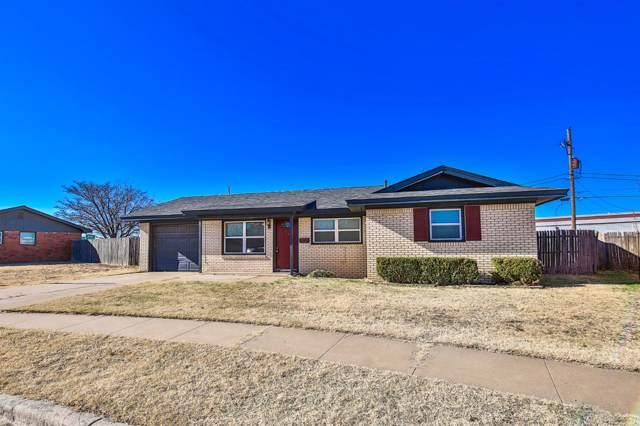 5456 6th Place, Lubbock, TX 79416 (MLS #201910541) :: McDougal Realtors