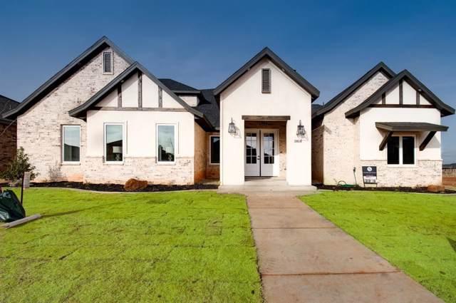 3818 138th Street, Lubbock, TX 79423 (MLS #201910561) :: McDougal Realtors