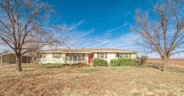 5123 E Farm Road 41, Slaton, TX 79364 (MLS #201910591) :: Lyons Realty