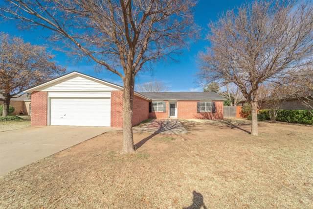 2412 94th Street, Lubbock, TX 79423 (MLS #201910605) :: McDougal Realtors