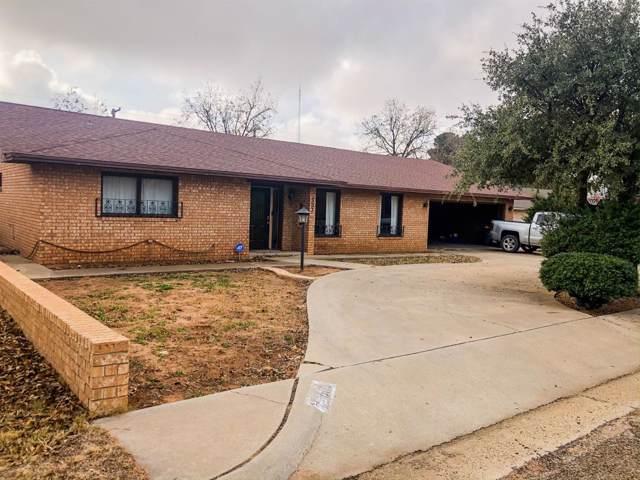 903 N 8th Street, Lamesa, TX 79331 (MLS #201910613) :: The Lindsey Bartley Team