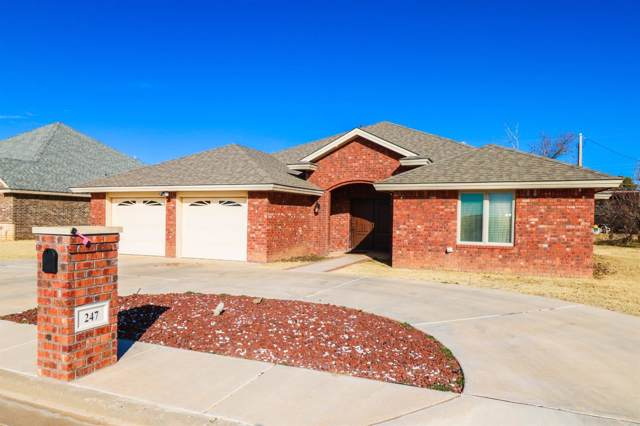 247 E 28th Street, Littlefield, TX 79339 (MLS #201910614) :: Reside in Lubbock | Keller Williams Realty