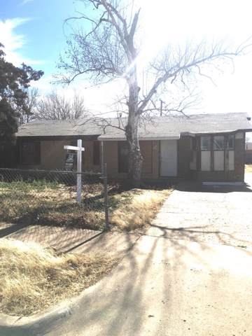 1834 E 1st Place, Lubbock, TX 79403 (MLS #201910620) :: McDougal Realtors