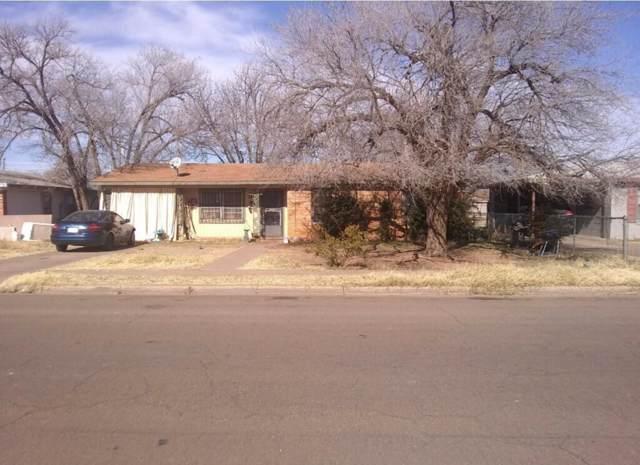 2711 E 8th Street, Lubbock, TX 79403 (MLS #201910641) :: McDougal Realtors
