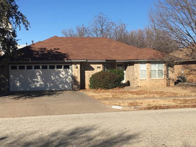 5814 72nd Street, Lubbock, TX 79424 (MLS #201910648) :: Stacey Rogers Real Estate Group at Keller Williams Realty
